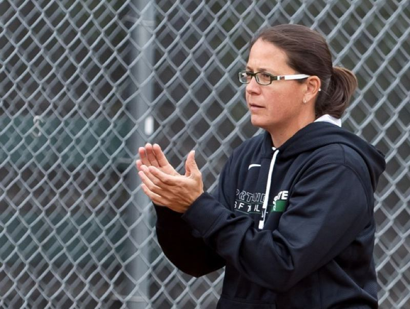 by: COURTESY OF PORTLAND STATE UNIVERSITY - Tobin Echo-Hawk is leaving Portland State's softball program to coach at Texas El-Paso.
