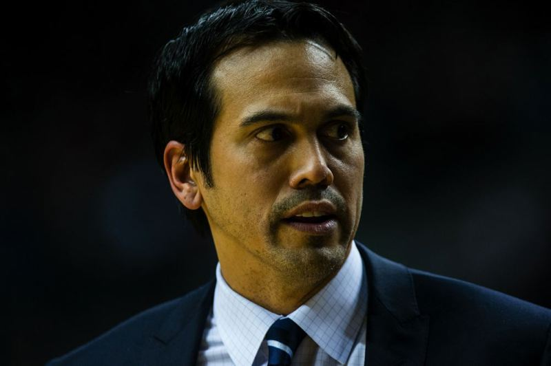 by: TRIBUNE FILE PHOTO: CHRISTOPHER ONSTOTT - Erik Spoelstra, from Jesuit High and the University of Portland, has coached the Miami Heat to back-to-back NBA titles.