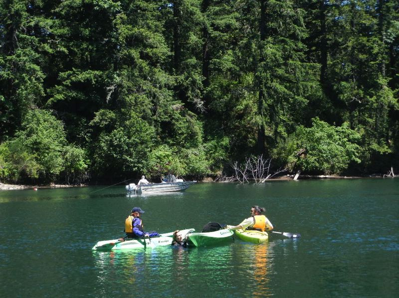 by: RICK DUDA - Participants will learn basic kayak skills while enjoying beautiful scenery.