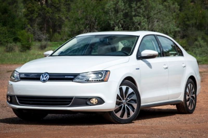 by: VOLKSWAGEN AG - The 2013 Volkswagen Hybrid is easily one of the sportiest hybrids on the market.