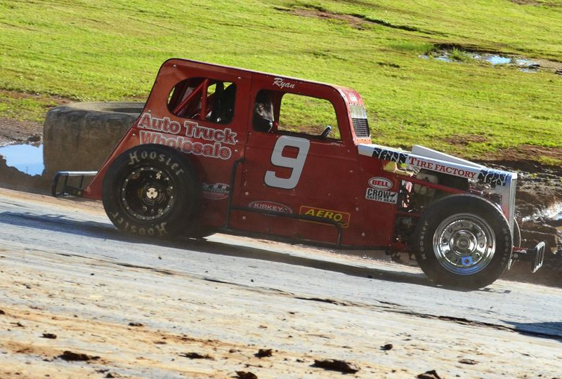 by: JOHN BREWINGTON - Ryan Martinez has been running away with first in the hardtop division.