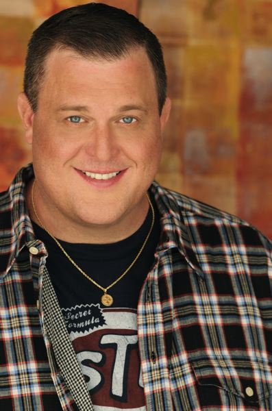by: COURTESY OF GUY VIAU - Billy Gardell, who stars in the CBS comedy Mike and Molly, appears at Chinook Winds Casino and Resort for two stand-up shows, Friday and Saturday, July 12 and 13.