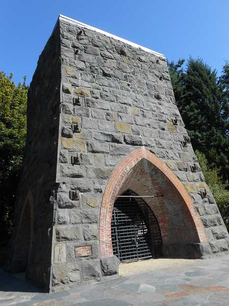 by: CLIFF NEWELL - The Iron Furnace at George Rogers Park is a key reason why Lake Oswego could well join the effort to form a new historical preservation area.