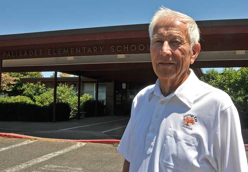 by: VERN UYETAKE - Kent Myers said ethics issues influenced the construction of elementary schools the district does not need.