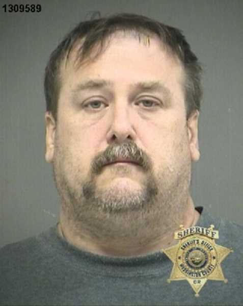 by: SUBMITTED PHOTO - Bryan Martin Payne, 46, of Metzger arrested on two charges of First Degree Sexual Penetration.