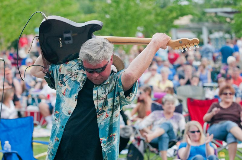 by: JOSH KULLA - Johnny Limbo and the Lugnuts open the Wilsonville Rotary Summer Concert Series on Thursday, July 18, with a 6:30 p.m. show at Town Center Park.