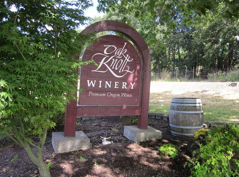 by: BARBARA SHERMAN - STANDING THE TEST OF TIME - Ron Vuylsteke and his then-wife Marj founded Oak Knoll Winery on May 18, 1970, on a former dairy farm in rural Washington County.