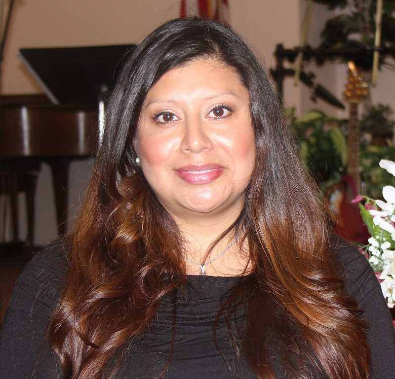 by: JEFF MCDONALD  - Teresa Alonso Leon was named as a replacement pick by Mayor Kathy Figley for the vacant Ward 1 City Council position in Woodburn. The City Council will vote on the nomination at its Aug. 12 meeting.