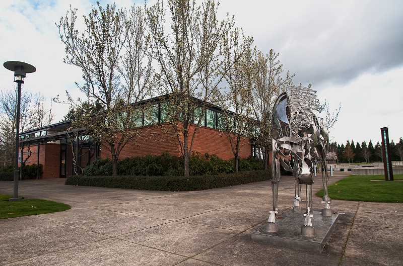 by: JOSH KULLA - The Wilsonville Visitor Center has served as the chamber's home for more than a decade and will be occupied in the future by the city of Wilsonvilles Parks and Recreation Department.