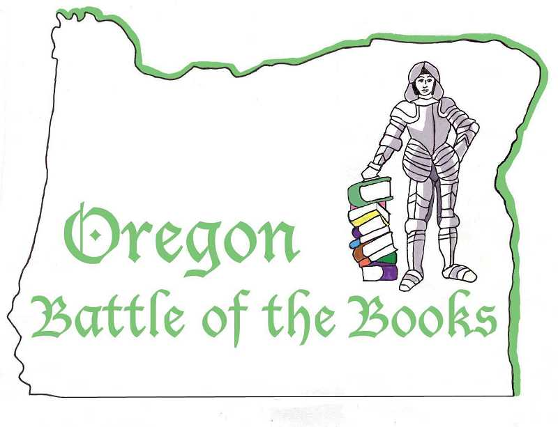 by: SUBMITTED PHOTO - The library created a special section for this year's Battle of the Books