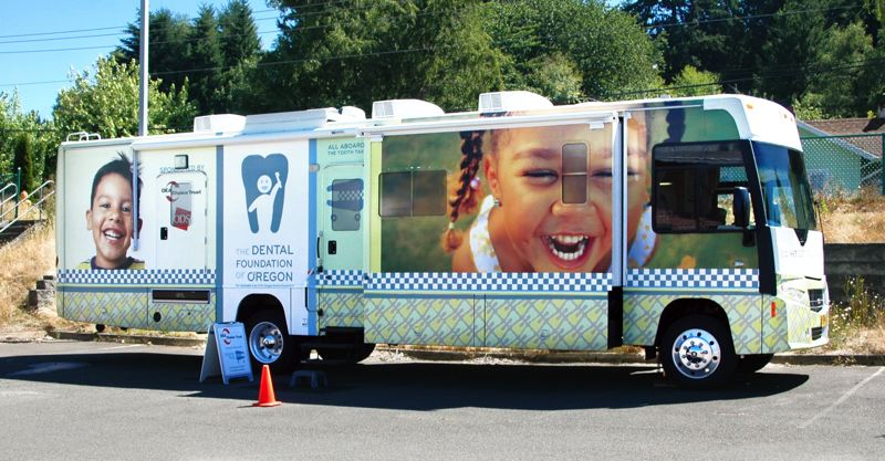 by: ISABEL GAUTSCHI - The Tooth Taxi brings free dental care to children throughout the state.