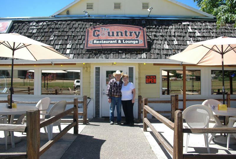 by: ISABEL GAUTSCHI - Glen and Linda Parsons are getting ready to celebrate Country Restaurant and Lounges 34 years of business with a week of festivities.
