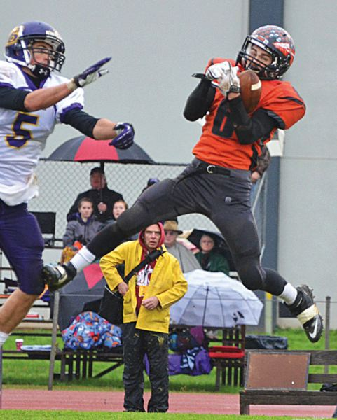 by: JOHN BREWINGTON - Paul Revis will represent Scappoose in the East West Shrine game in Baker this Saturday.