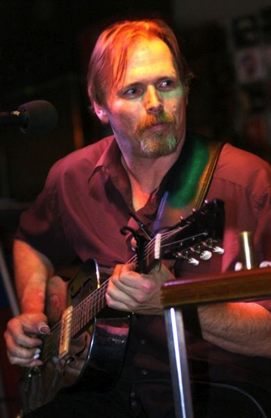 by: CONTRIBUTED PHOTO - Folk and blues singer-songwriter Thad Beckman will perform songs from the road at the Bite of East County.