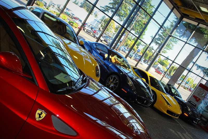 by: RON TONKIN GRAN TURISMO - Ron Tonkin Gran Turismo, the oldest exotic auto dealership in the Portland metro area, recently announced it would be setting up shop at a new facility in Wilsonville.