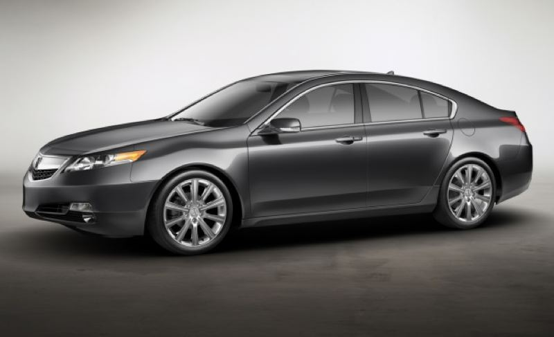 by: HONDA MOTOR COMPANY - Acura TL Special Edition adds unique wheels, spoiler and interor trim.