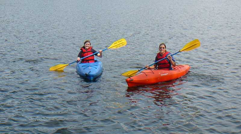 by: SUBMITTED - Learn to kayak and take the Bachelor Island Kayak Tour Aug. 25.