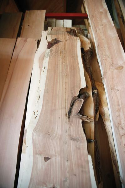 by: PAMPLIN MEDIA GROUP: JONATHAN HOUSE - Sustainable Northwest Woods does most of its business with contractors, but anyone can walk