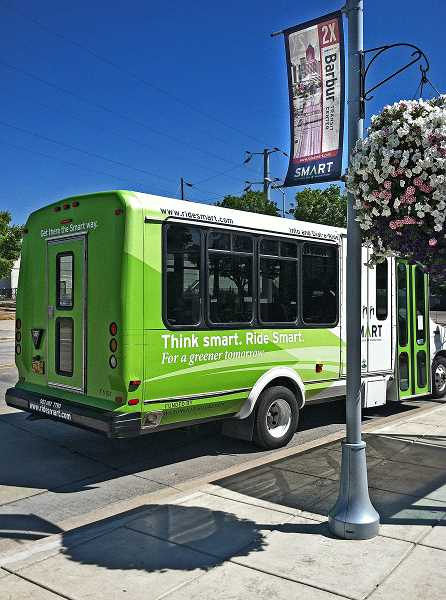 by: JOSH KULLA - SMART already provides a 2X service to Barbur Boulevard in Portland. It recently announced it will expand the number of times that route will be offered during the week.