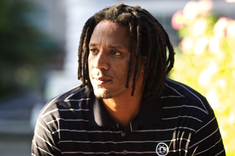 by: TRIBUNE PHOTO: JAIME VALDEZ - Former Trail Blazers power forward Brian Grant has resurrected his foundation as he attempts to help others who have Parkinsons disease.