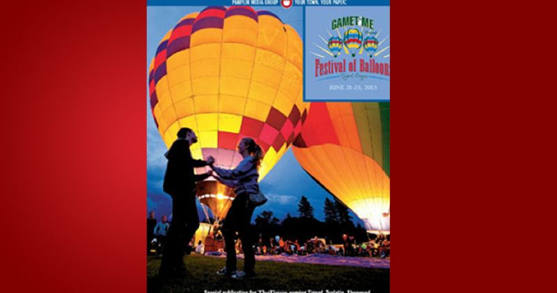 (Image is Clickable Link) by: PAMPLIN MEDIA GROUP - Tigard Festival of Balloons 2013