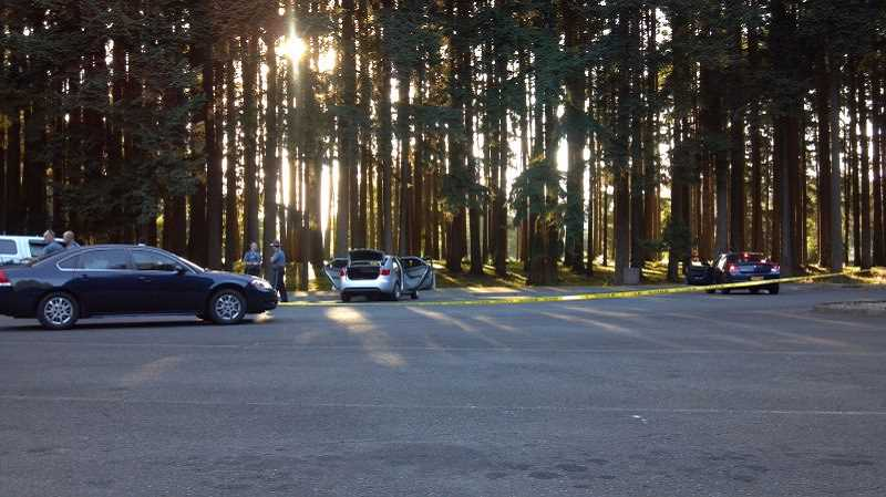 by: OREGON STATE POLICE - A 33-year-old Salem woman was attacked Friday at the Baldock Rest Area near Wilsonville. Her child was unharmed.