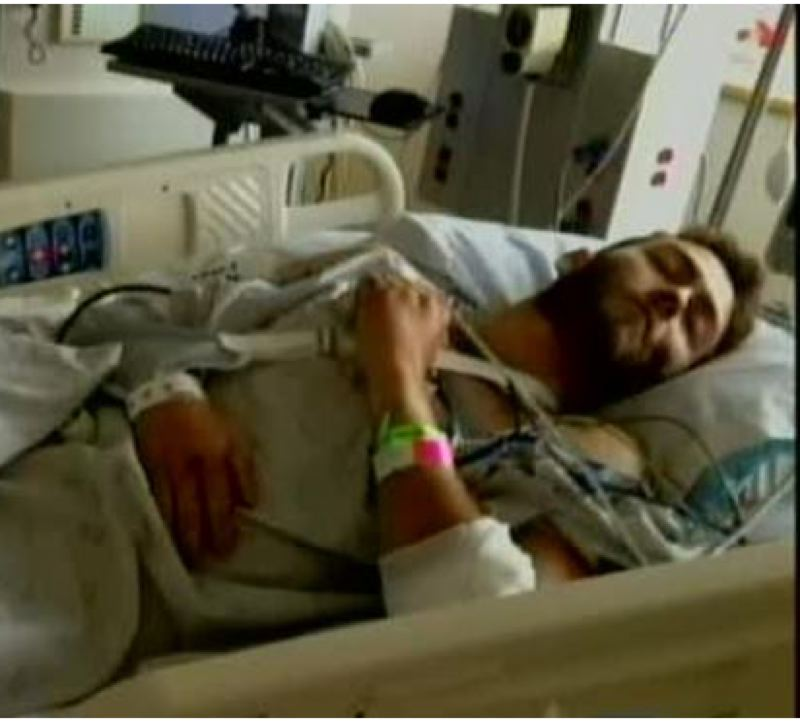 by: KOIN LOCAL 6 - Hit-and-run victim Henry Schmidt