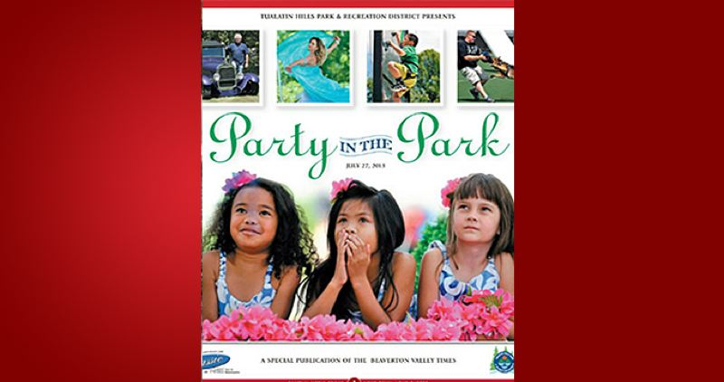 (Image is Clickable Link) by: PAMPLIN MEDIA GROUP - Party in the Park