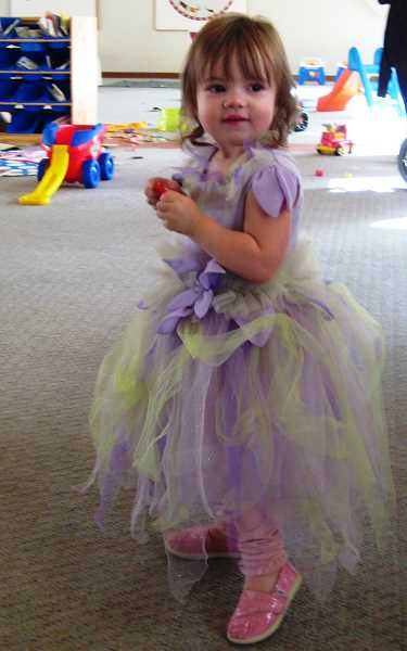 by: SUBMITTED PHOTO - A fairy tale ballet class will be offered for children ages 3 and 4.