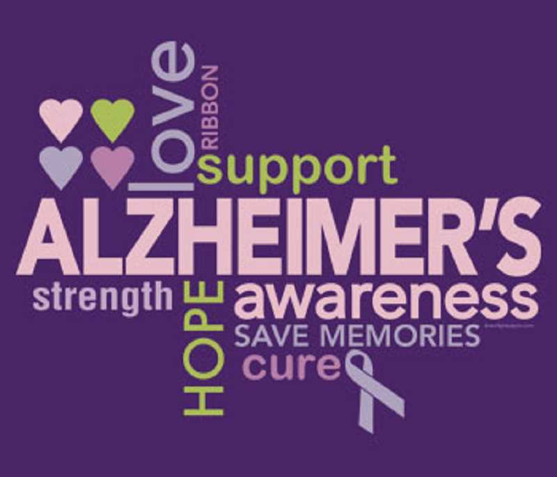 The Walk to End Alzheimers will be held at Portland International Raceway on Sept. 8.