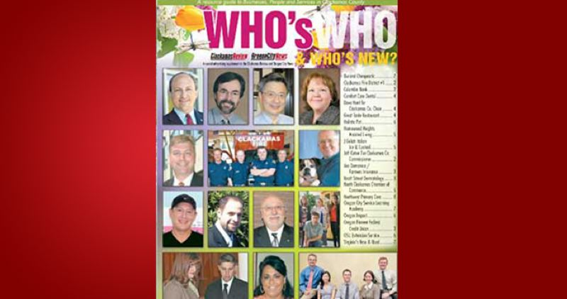 (Image is Clickable Link) by: PAMPLIN MEDIA GROUP - Who's Who and Who's New?