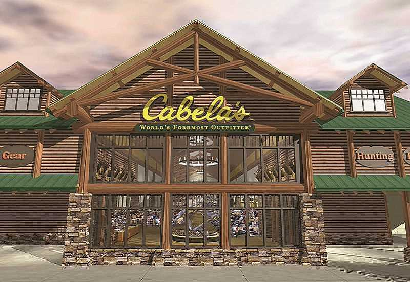 The Tualatin City Council has approved a plan to allow Cabela's to sell some of its boats and ATVs outside when it opens in Tualatin next year.