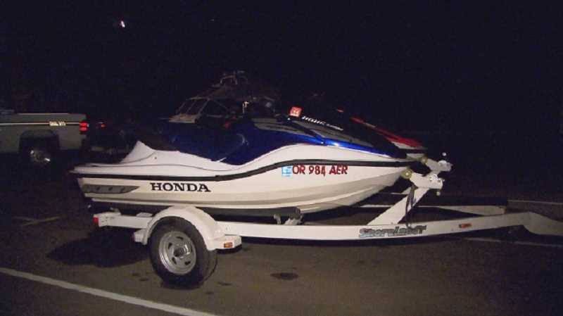 by: SUBMITTED PHOTO: KOIN LOCAL 6 - A Portland man was killed in an Jet Ski accident in West Linn Friday night.