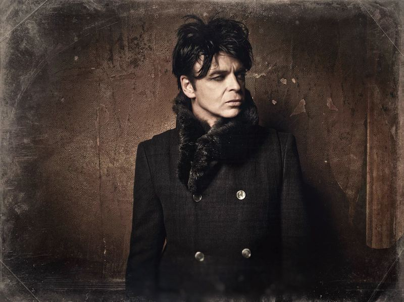 by: COURTESY OF BBGUN PRESS - Brit Gary Numan, of the electronica and industrial rock genre and hit 'Cars,' now lives in sunny Los Angeles. He'll play the Wonder Ballroom, Sept. 1.