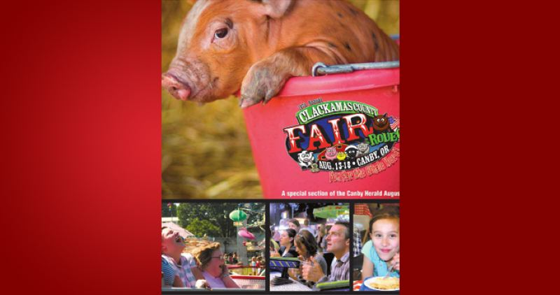 (Image is Clickable Link) by: PAMPLIN MEDIA GROUP - Clackamas County Fair and Rodeo