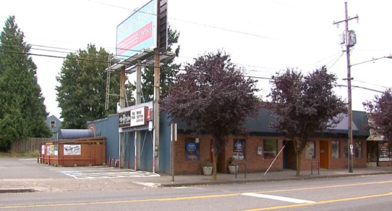 by: KOIN NEWS 6 - The Twilight Room Annex, formally known as the 'P Club,' in north Portland.