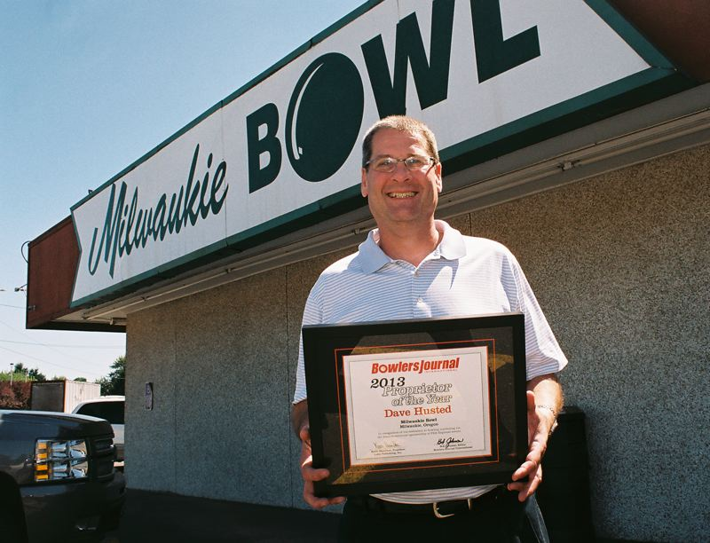 by: JOHN DENNY - Milwaukie Bowls Dave Husted