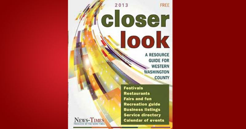 (Image is Clickable Link) by: PAMPLIN MEDIA GROUP - Closer Look 2013