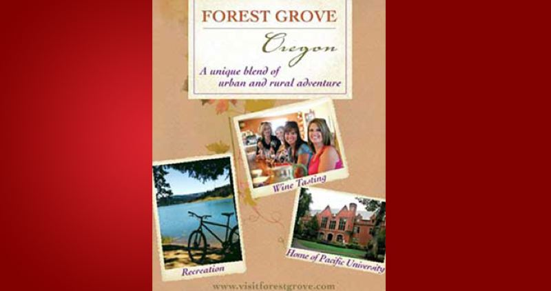 (Image is Clickable Link) by: PAMPLIN MEDIA GROUP - Forest Grove Visitors Guide 2013