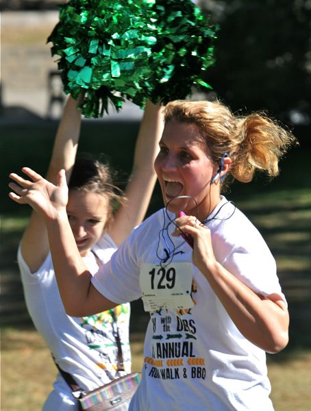 by: J. BRIAN MONIHAN - The sweet thrill of finishing a challenging 5K race.