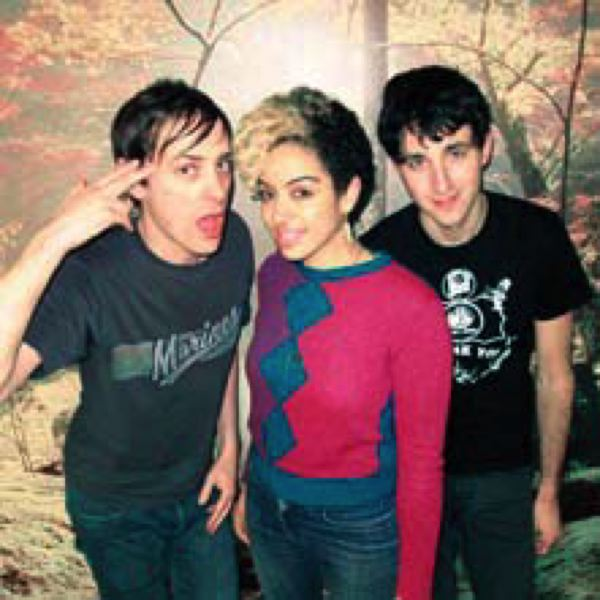 by: COURTESY OF MUSICFESTNW - Portland indie rock trio The Thermals plays during MusicFestNW, Sept. 7 at Mississippi Studios.