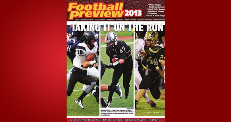 (Image is Clickable Link) by: PAMPLIN MEDIA GROUP - Football Preview 2013