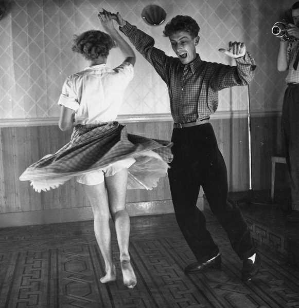 by: SUBMITTED PHOTO - Sign up now to learn to dance the jitterbug.