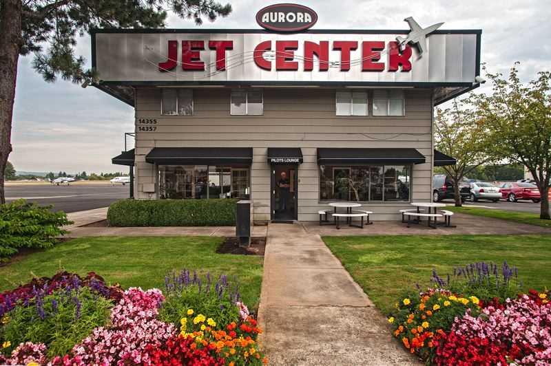 by: SPOKESMAN PHOTO: JOSH KULLA - The Aurora Jet Center also has seen a revival of business in recent years as the effects of the Great Recession start to slowly dissipate.