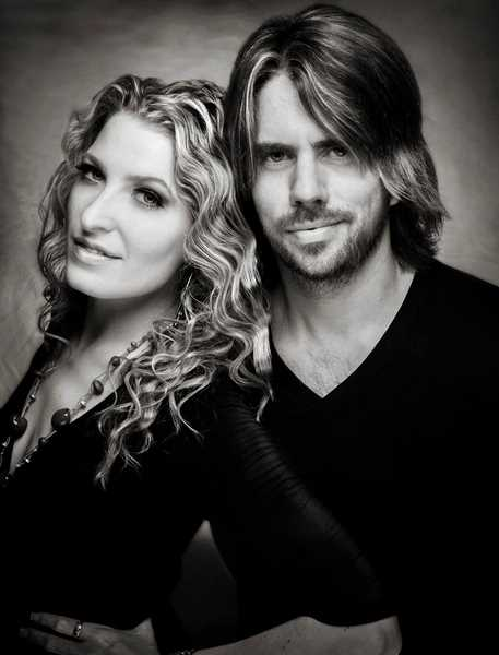 by: SUBMITTED PHOTO - Rachel and Chad Hamar, also known as the country duo, Cloverdayle, are moving to Nashville. They will present a goodbye concert on Sunday.