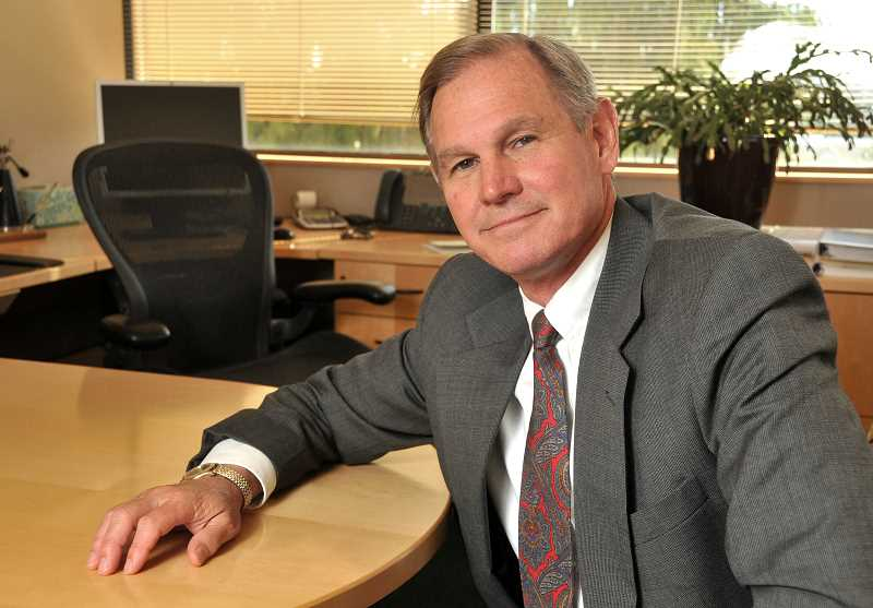 by: VERN UYETAKE - Scott Lazenby has been in place as city manager of Lake Oswego for just over a month.