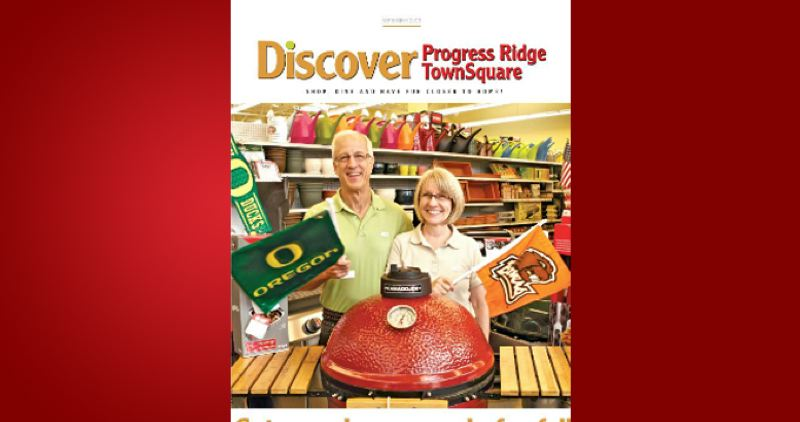 (Image is Clickable Link) by: PAMPLIN MEDIA GROUP - Discover Progress Ridge - September 2013