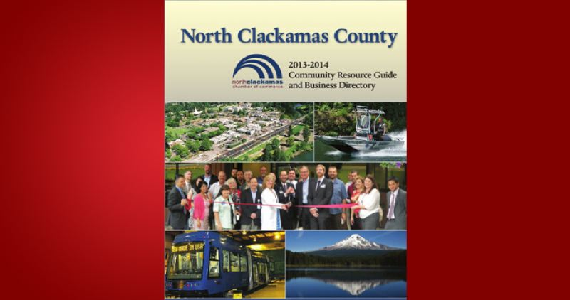 (Image is Clickable Link) by: PAMPLIN MEDIA GROUP - North Clackamas County Resource Guide 2013 - 2014