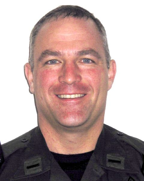 by: OUTLOOK FILE PHOTO - Deputy Chief Jason Gates