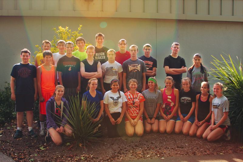 by: JOHN WILLIAM HOWARD - Both Scappoose High School cross country teams made the top ten in the latest poll.